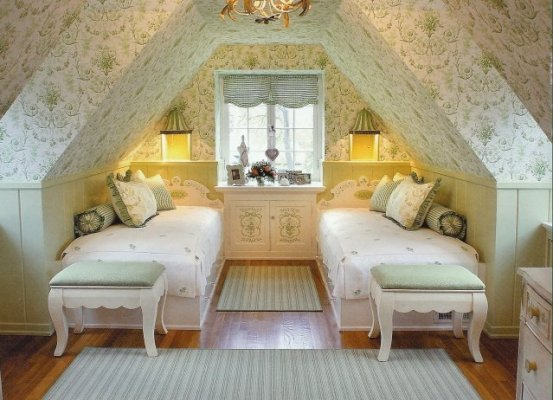 Best Attic Bedroom Design Ideas With Pictures