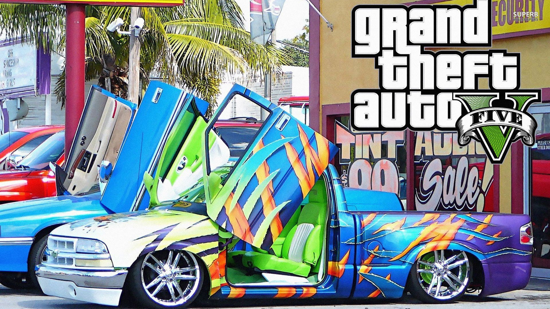 Best Gta V Wallpaper 1080P Hd 79 Images With Pictures