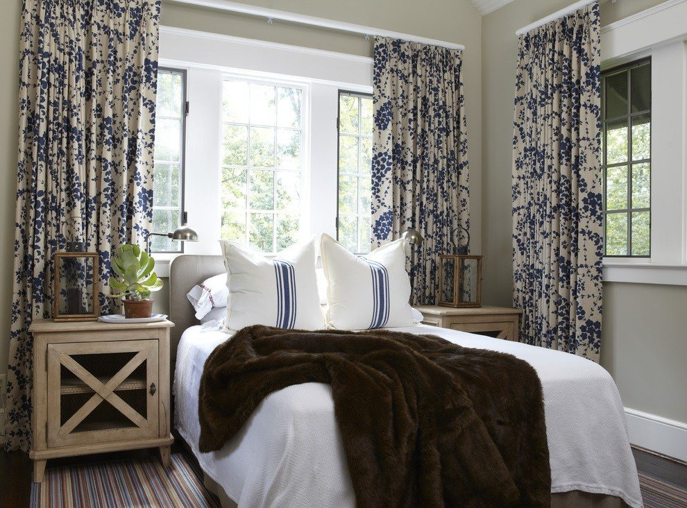 Best Traditional Nautical Bedroom Curtain 1159 Latest Decoration Ideas With Pictures