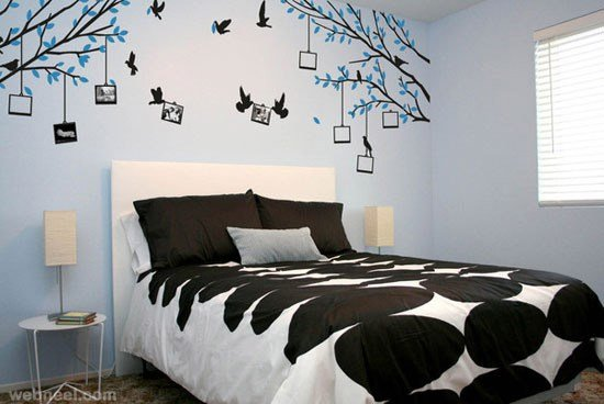 Best 30 Beautiful Wall Art Ideas And Diy Wall Paintings For With Pictures