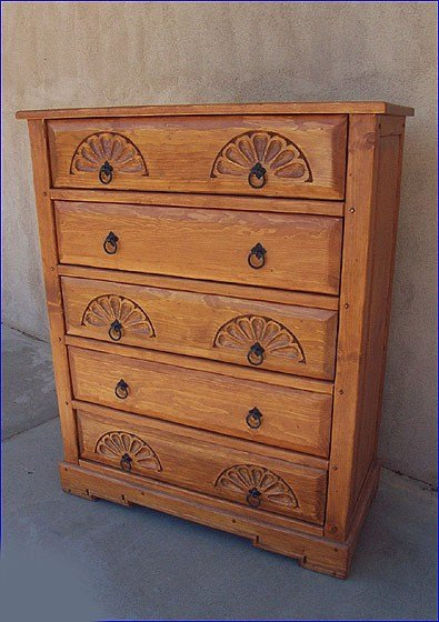 Best Santa Ana Southwest Style Bedroom Set With Pictures
