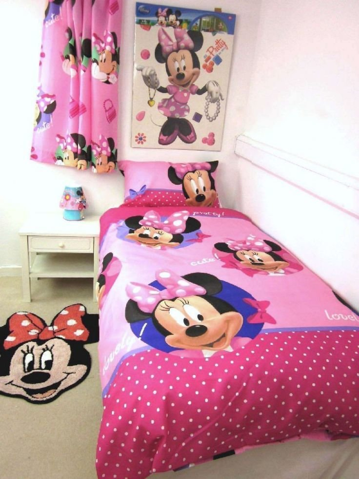 Best Sensational Minnie Mouse Rug Bedroom Inspiration Bedroom With Pictures