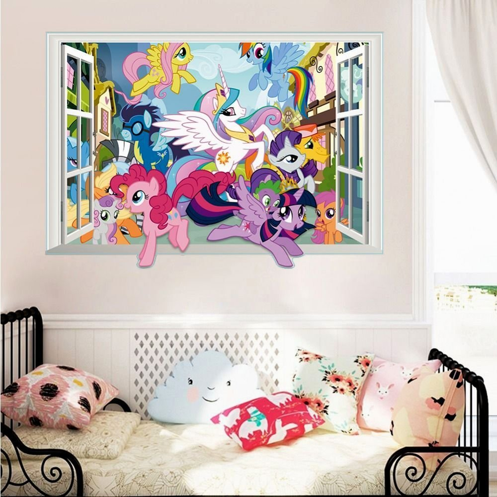 Best Top My Little Pony Bedroom Decor Decoration Bedroom With Pictures