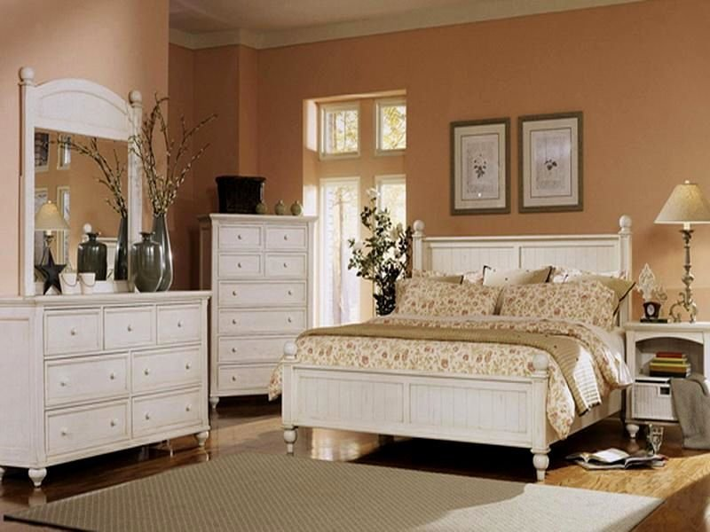 Best Latest Off White Bedroom Furniture Photo Bedroom With Pictures
