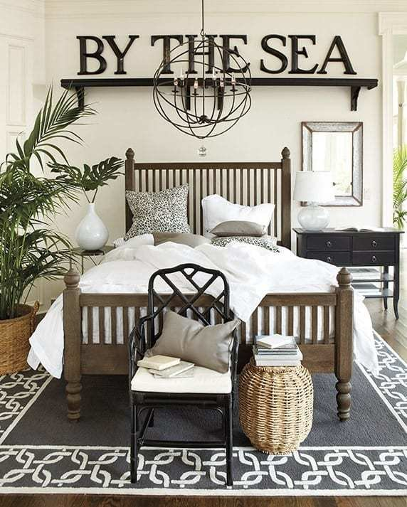 Best Copy This Look A Nautical Inspired Bedroom How To Decorate With Pictures