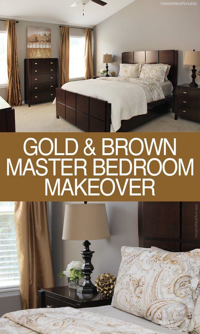 Best Brother S Master Bedroom Makeover How To Nest For Less™ With Pictures