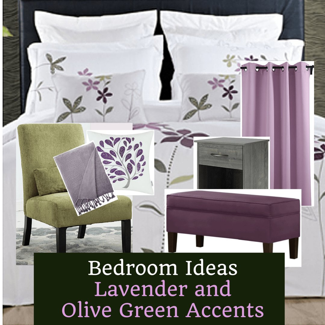 Best Lavender And Olive Green Bedroom Inspiration Home Decor Muse With Pictures