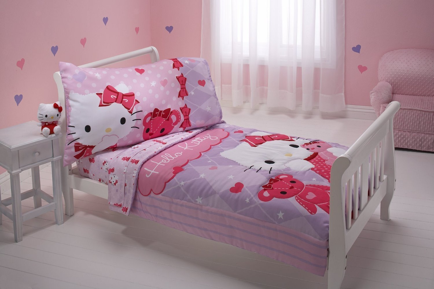Best Lovely Hello Kitty Bedding Sets Home Designing With Pictures