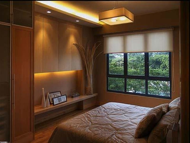 Best 23 Efficient And Attractive Small Bedroom Designs With Pictures
