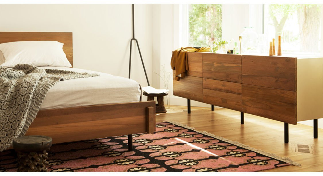 Best Hausful Reclaimed Teak Double Dresser With Pictures