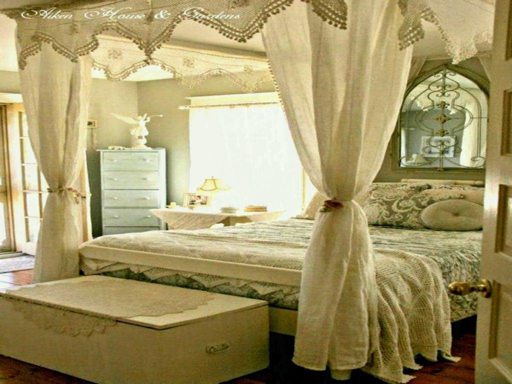Best Shabby Chic Bedroom Furniture For Girls Hawk Haven With Pictures