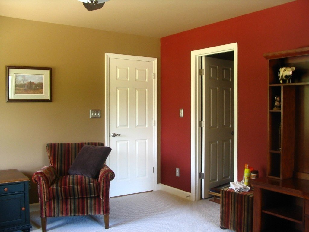 Best Wall Paint Different Color Hawk Haven With Pictures