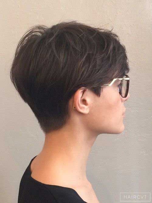 Free 15 Adorable Short Haircuts For Women The Chic Pixie Cuts Wallpaper