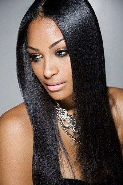Free 20 Exclusive Weave Hairstyle Ideas For Straight Hair Wallpaper