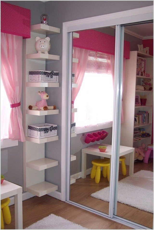 Best 17 Clever Kids Room Storage Ideas Icreatived With Pictures
