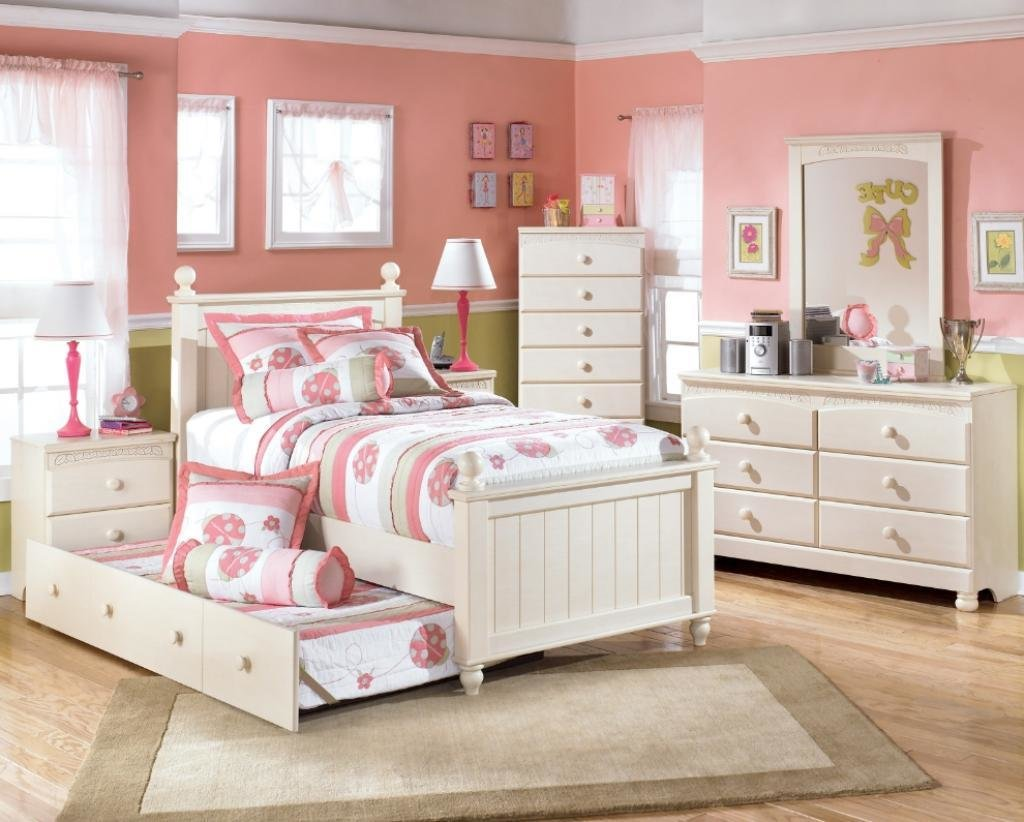 Best 20 Beauty White Bedroom Furniture For Girls With Pictures