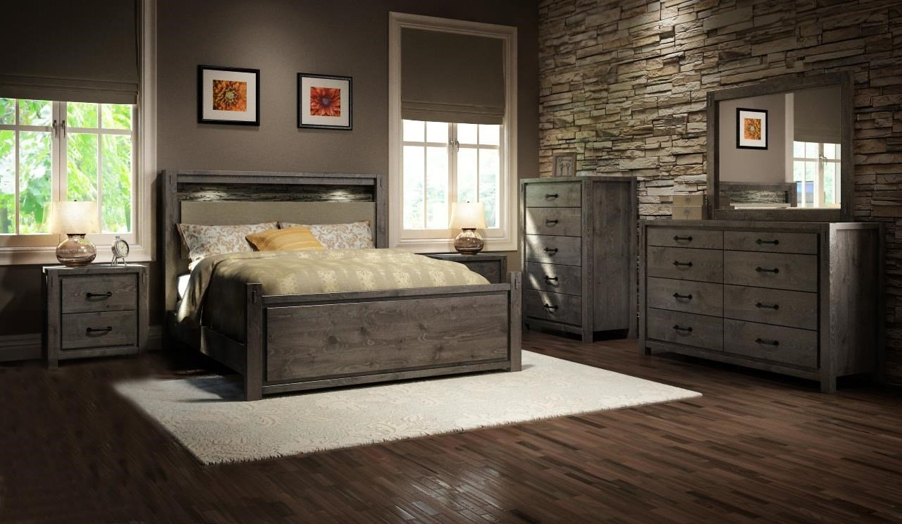 Best Defehr Series 697 Queen Bedroom Group Stoney Creek With Pictures