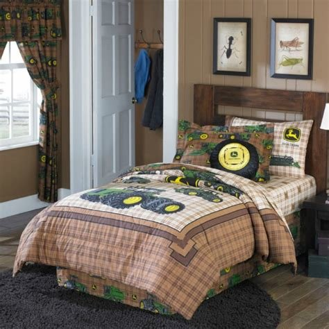 Best John Deere Traditional Bedding Set Boys Bedding At Hayneedle With Pictures