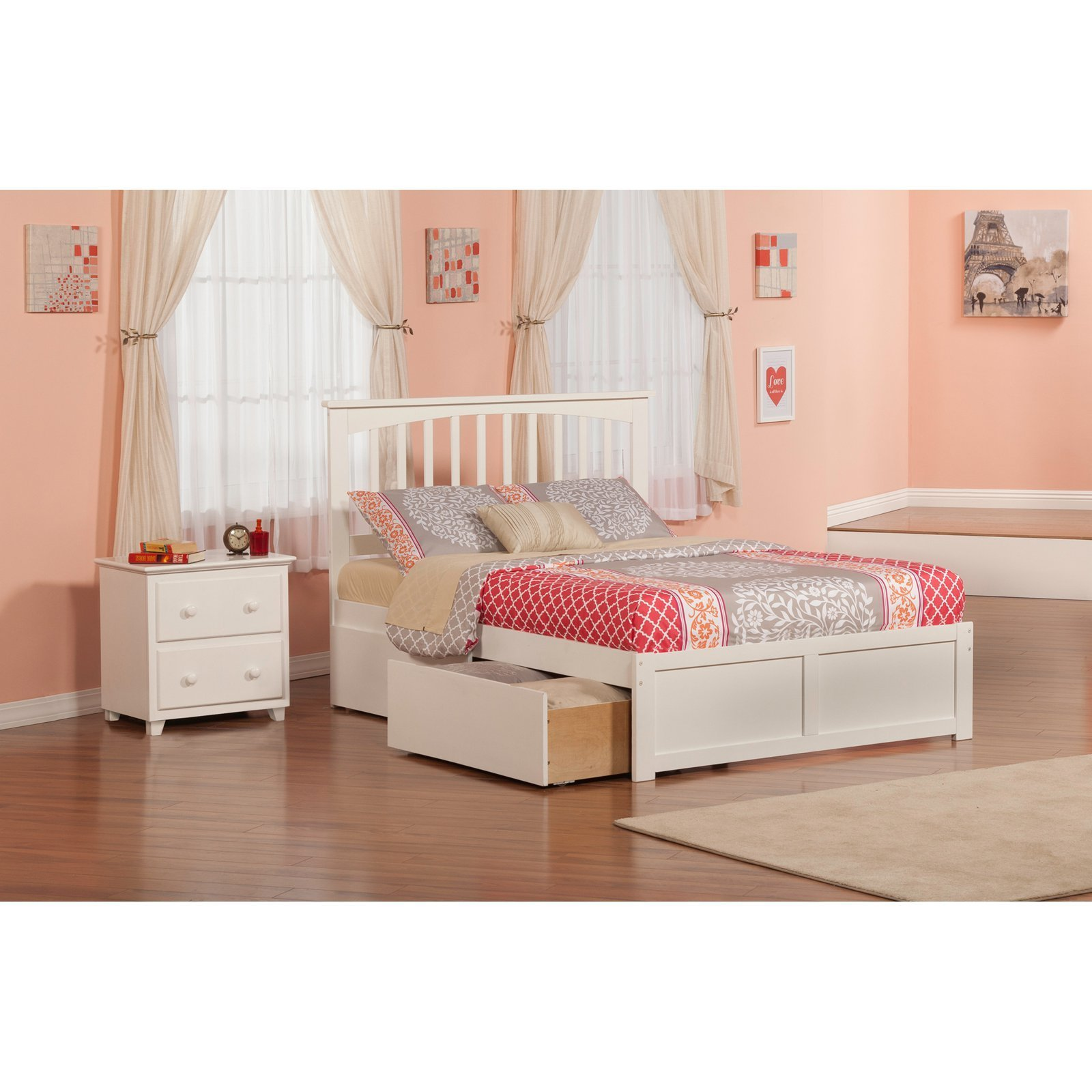 Best Atlantic Furniture Mission Bedroom Set Kids Bedroom Sets With Pictures