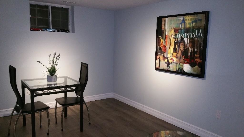 Best Furnished Luxury Basement Apartment In Toronto 2 Bedrooms With Pictures