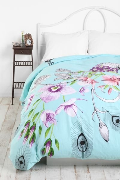 Best Peacock Duvet Cover Urban Outfitters With Pictures