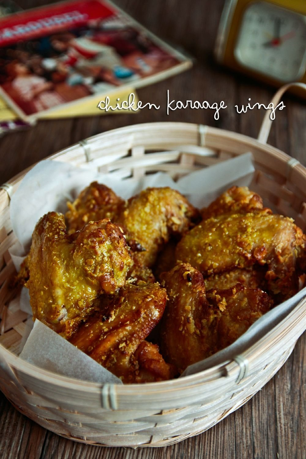 Best Healthy Chicken Karaage Not Quite Nigella With Pictures