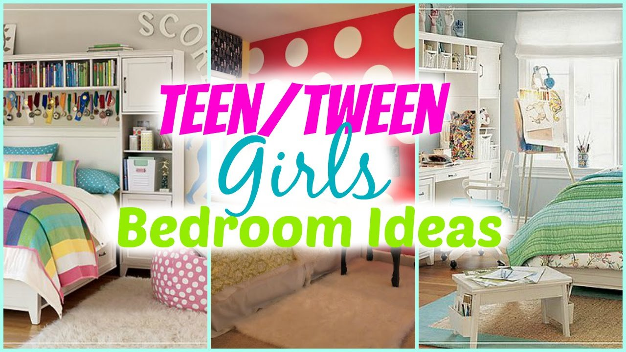 Best Teenage Girl Bedroom Ideas Decorating Tips Youtube With Pictures