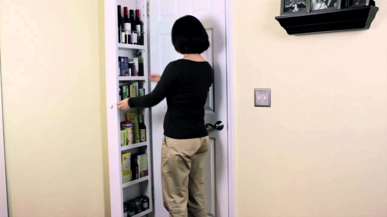 Best Innovation Award Winning Back Of Door Storage Cabinet With Pictures