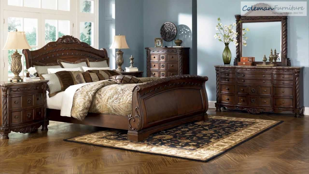 Best North Shore Bedroom Furniture From Millennium By Ashley With Pictures