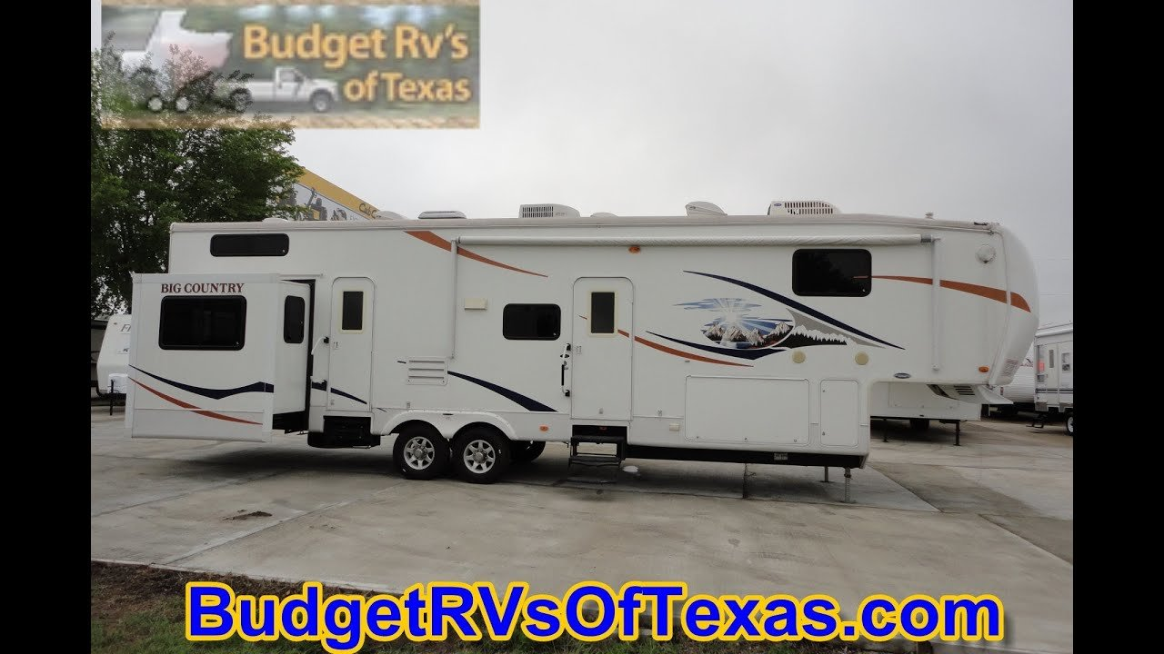 Best Mind Blowing 2 Bedroom 5Th Wheel Bunk House 2009 Big With Pictures