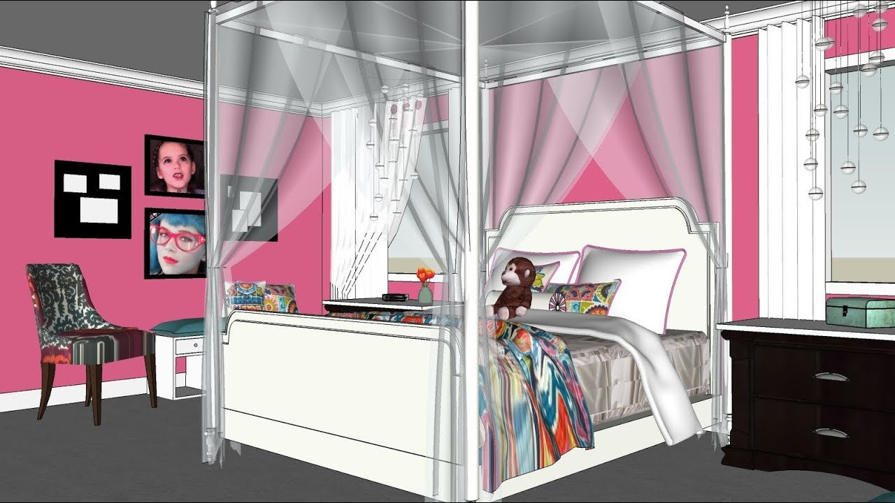 Best Monster High Doll Display Kittiesmama Bedroom For Emma With Pictures