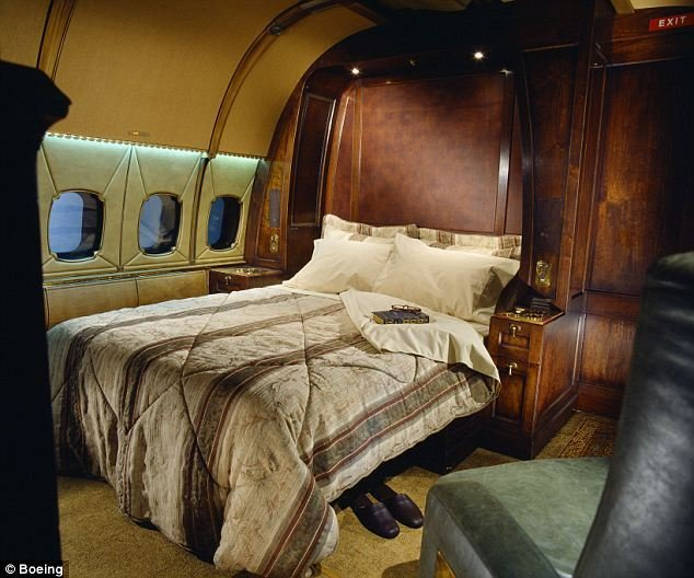 Best Super Jumbo Jets Being Tricked Out By Billionaires Daily With Pictures