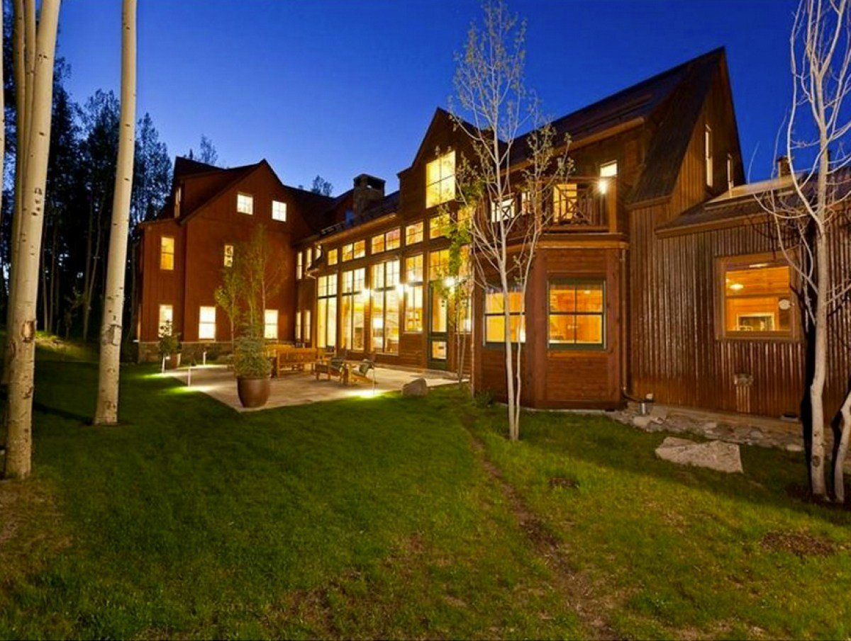 Best Let S Take A Look At Jerry Seinfeld S Gorgeous Telluride With Pictures