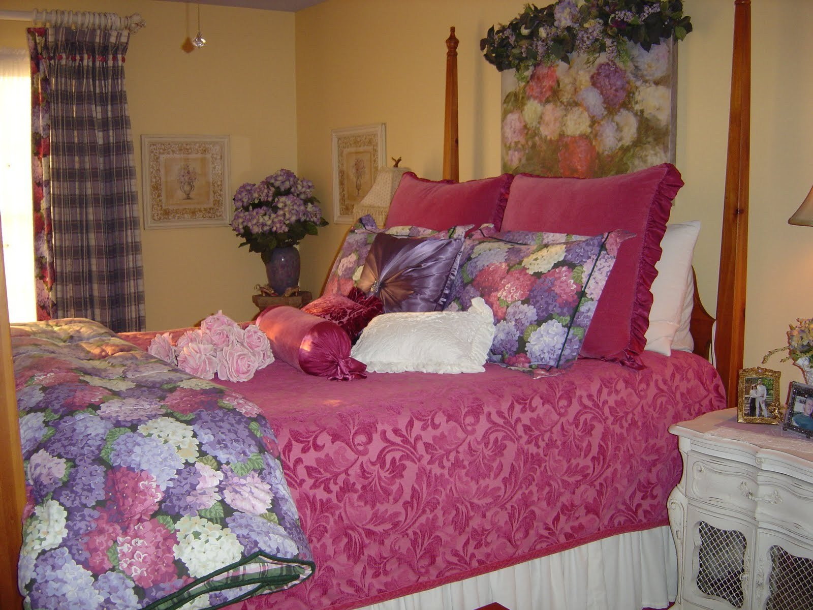 Best Surrounding Beauty Easy Spring Bedroom Makeover Kathleen Ellis Lifestyle Design With Pictures