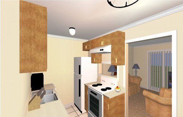 Best Decorating Ideas For Small Apartments Small Apartment With Pictures