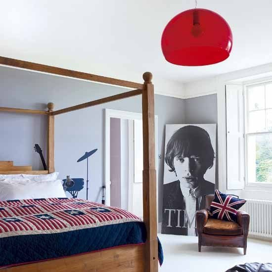 Best Modern Retro Bedroom Ideas With Pictures