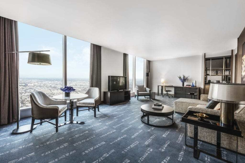 Best One Bedroom Suites Intercontinental Los Angeles Downtown With Pictures