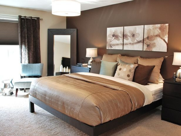 Best 10 Brilliant Brown Bedroom Designs With Pictures