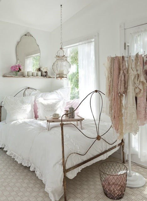 Best Dream White Bedroom Decorating Ideas Decoholic With Pictures