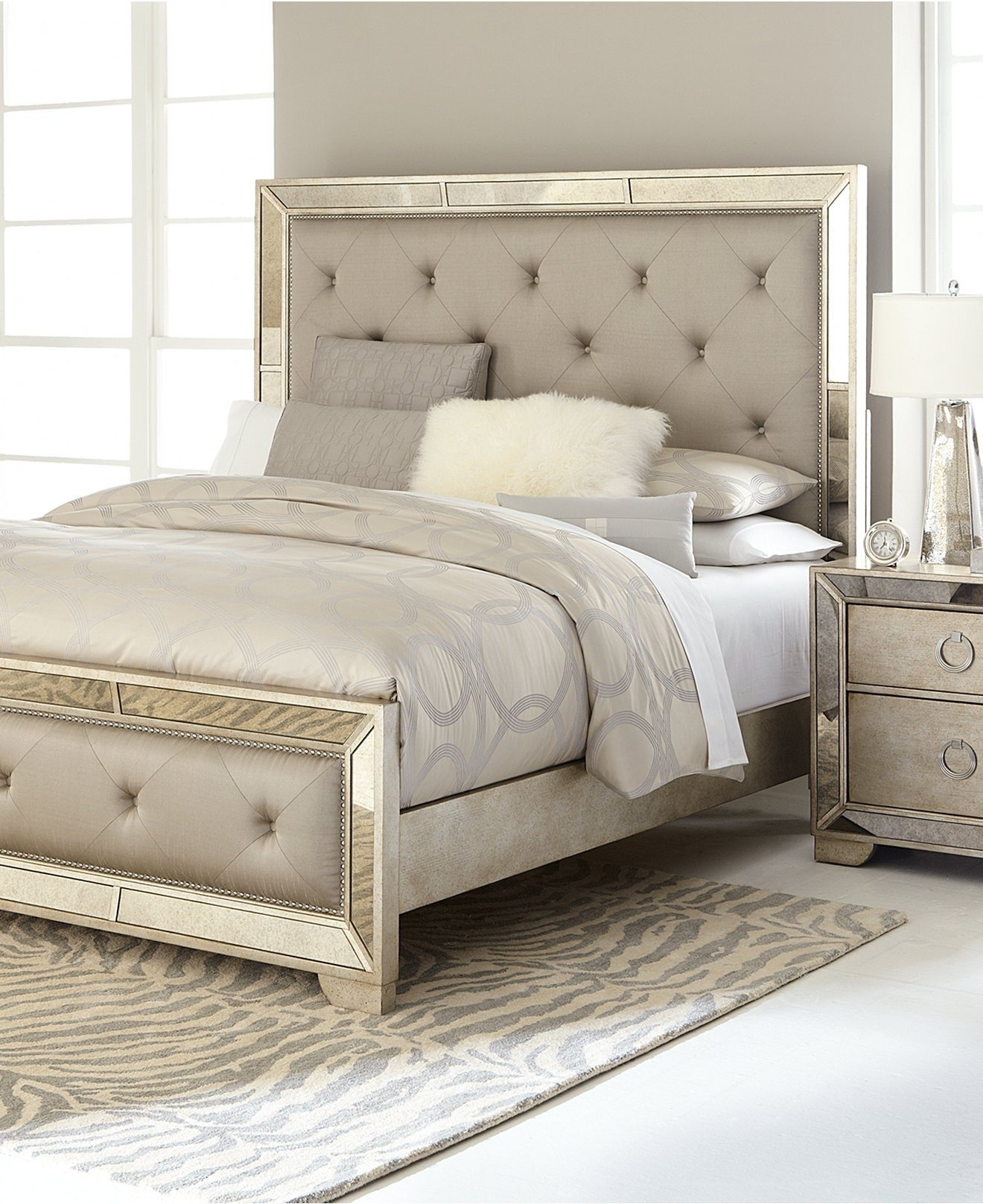 Best Macys Outlet Online Comforter Sets Queen Ashley With Pictures