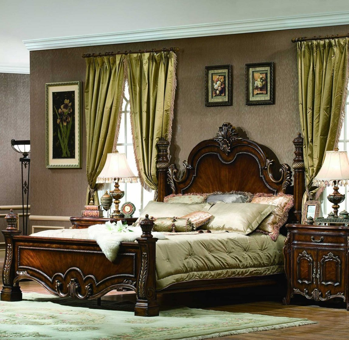 Best Thomasville Bedroom Furniture Impressions By Nightstand With Pictures