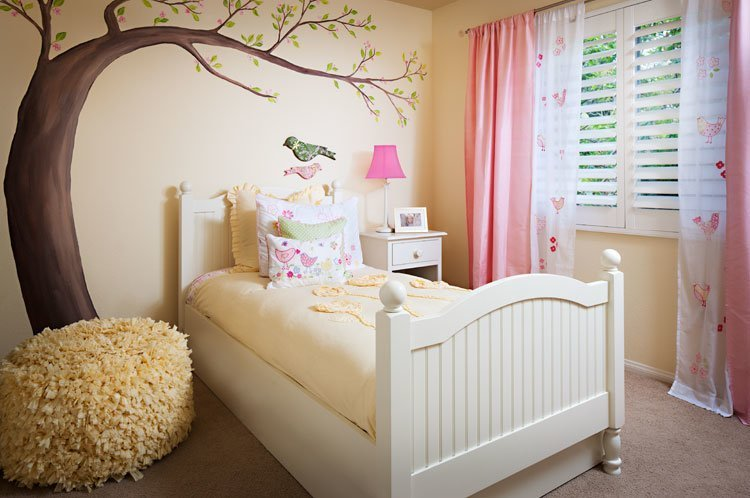 Best Kids Room Cottage Country Kids Small Bedroom Design And With Pictures