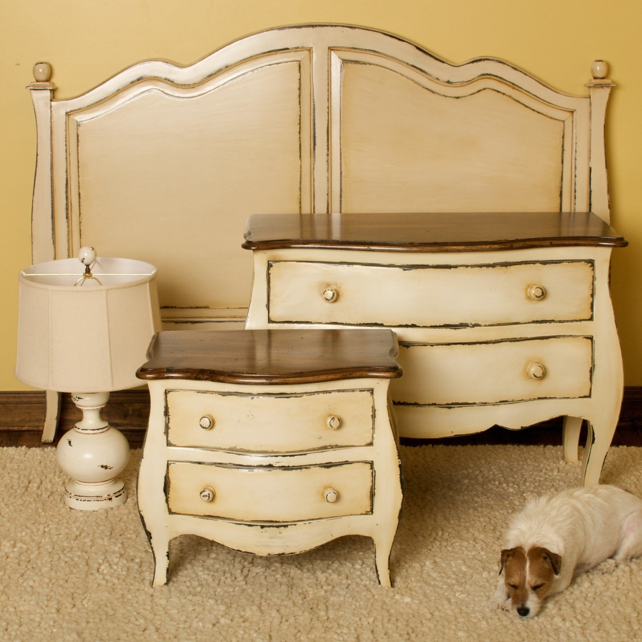 Best Bombay White Bedroom Set Hudson Goods Blog With Pictures