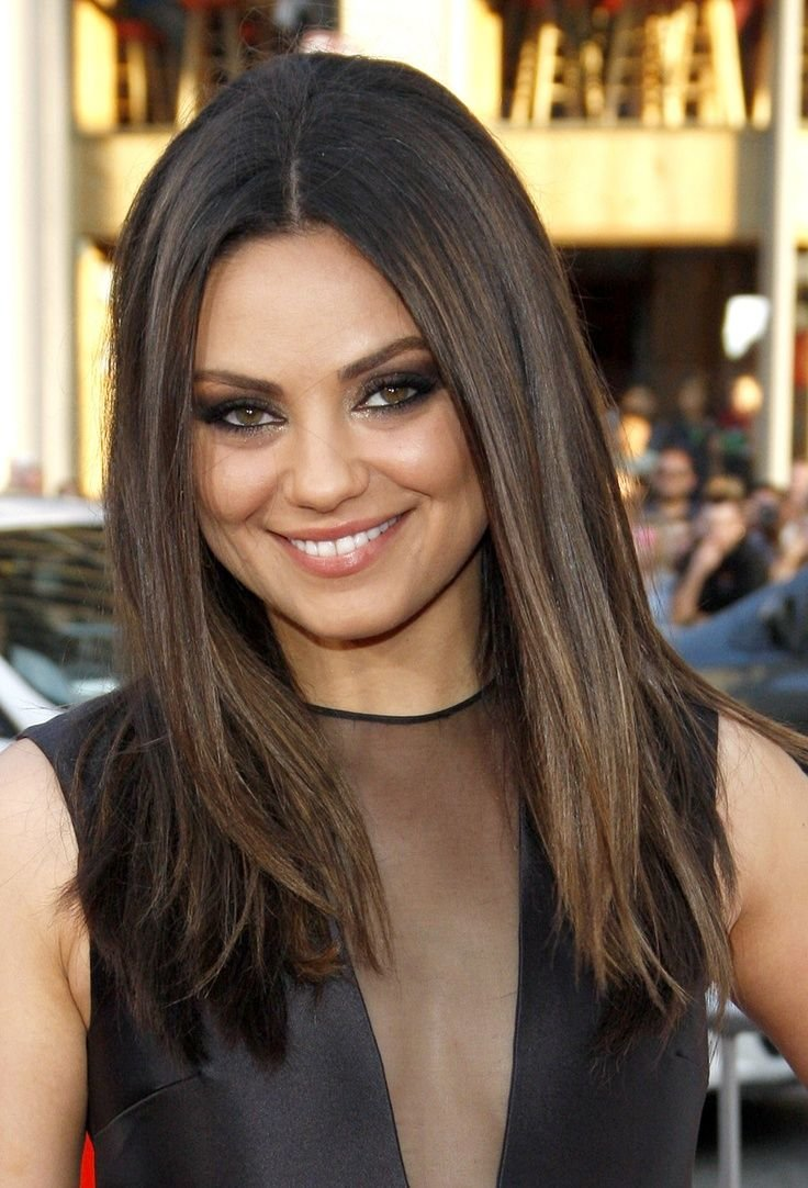 Free 35 Rich And Sultry Dark Brown Hair Color Ideas Wallpaper