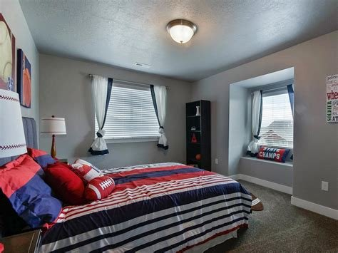 Best Two Story Bedroom 2Nd New Homes In Eagle Mountain Utah With Pictures