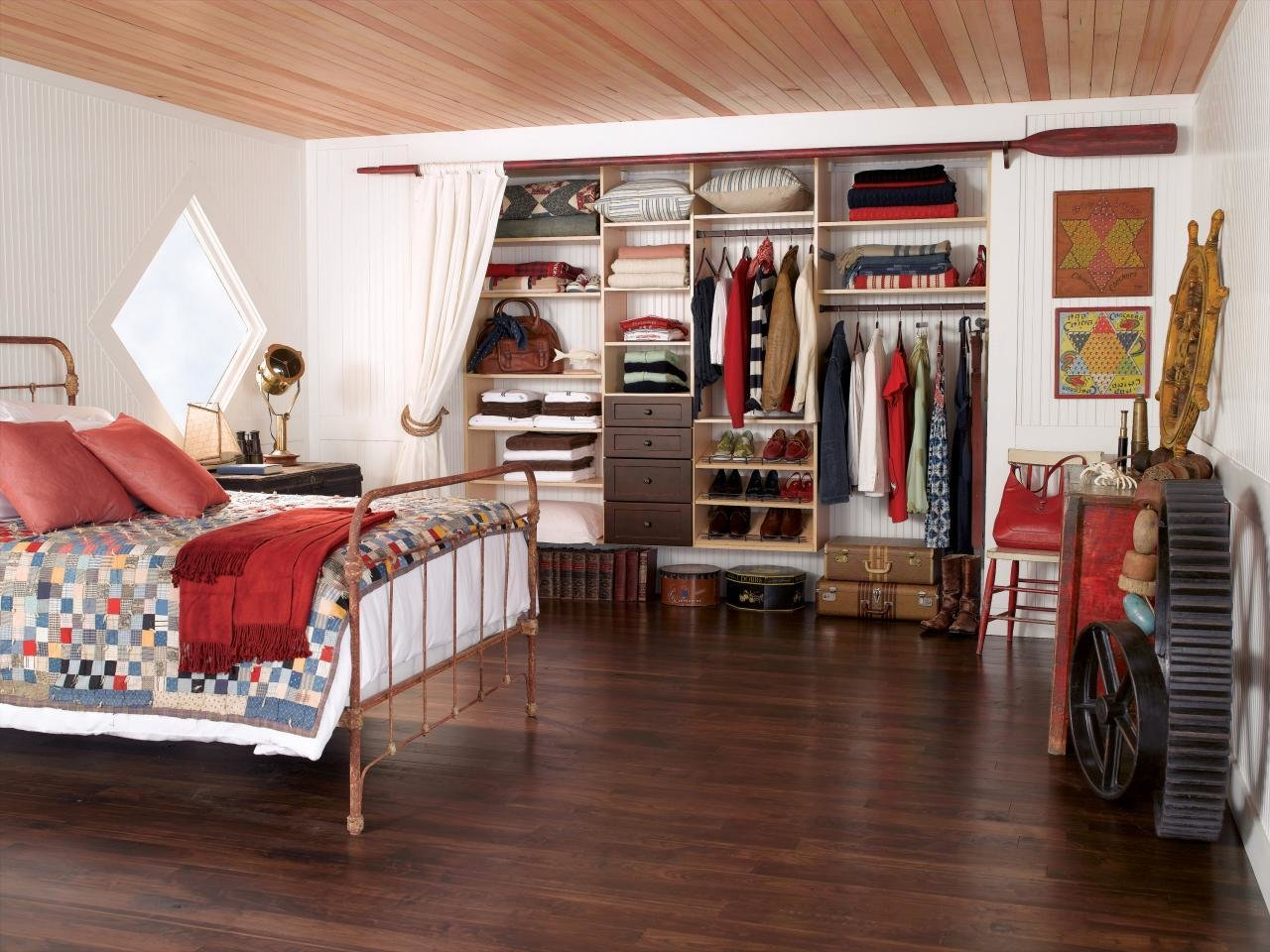 Best Top 3 Styles Of Closets Hgtv With Pictures
