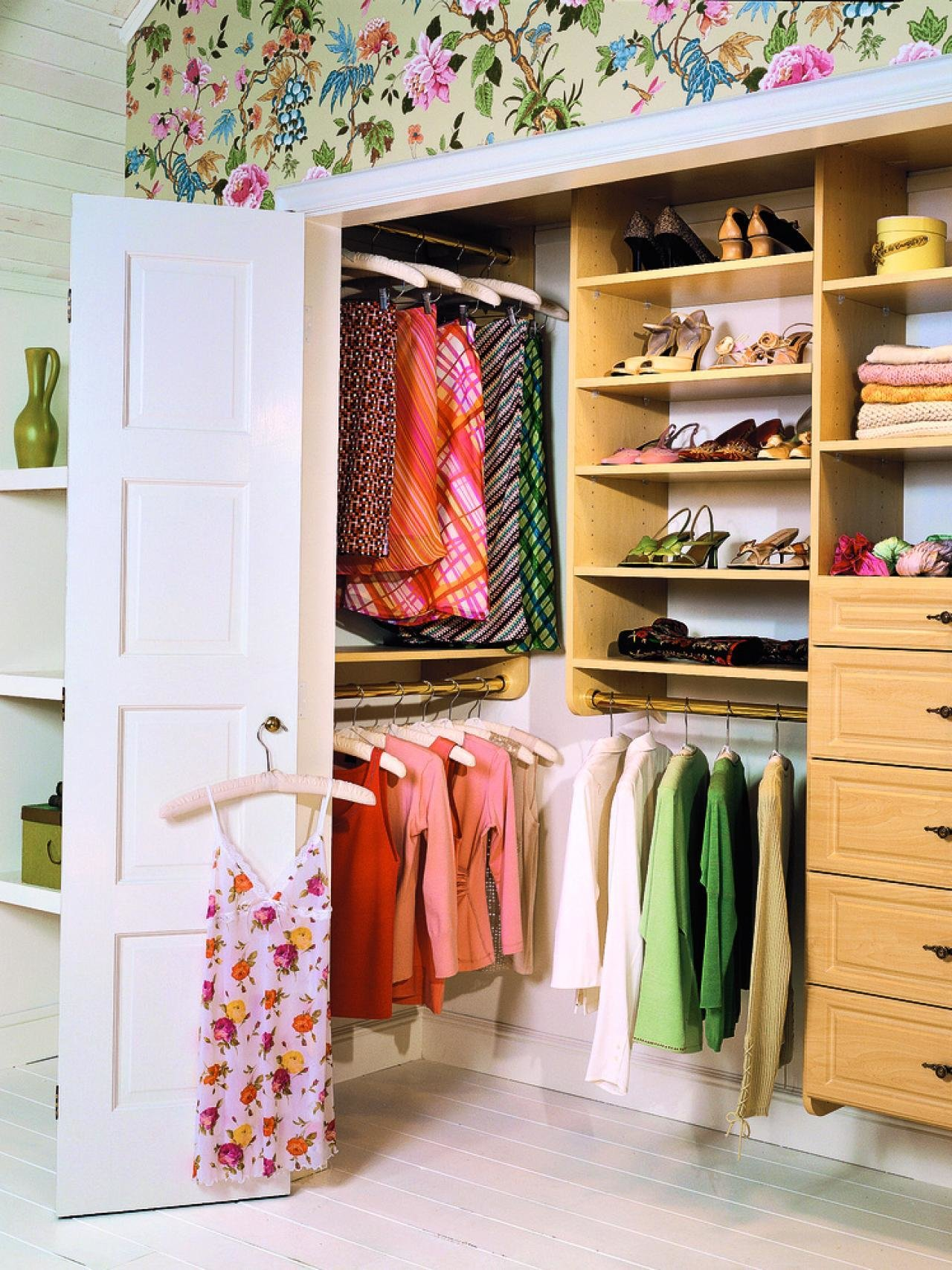 Best Small Closet Organization Ideas Pictures Options Tips With Pictures