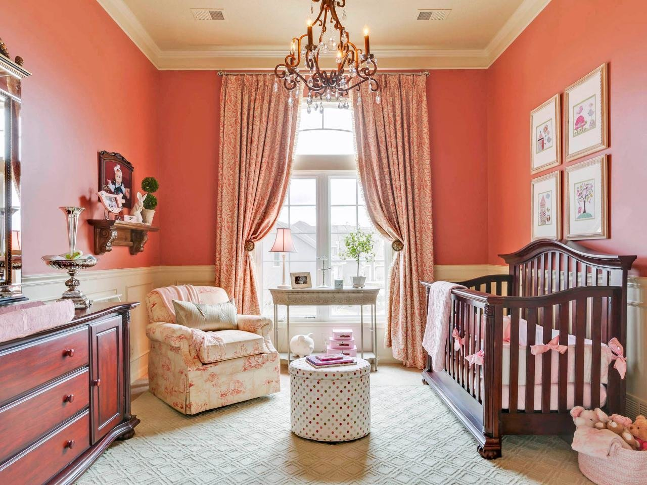 Best Color Schemes For Kids Rooms Hgtv With Pictures