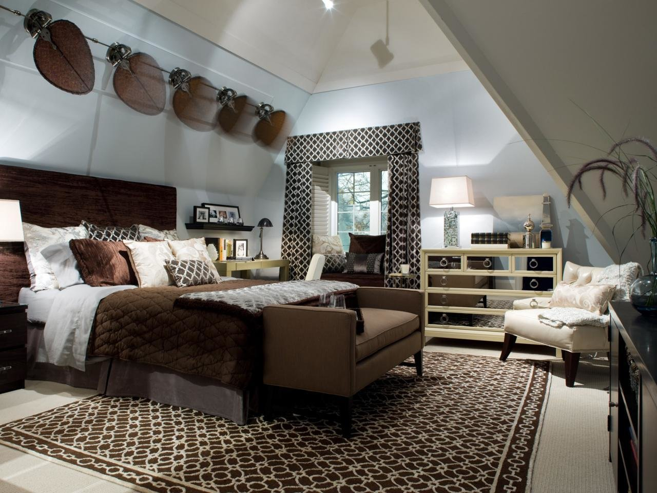 Best Sloped Ceilings In Bedrooms Pictures Options Tips With Pictures