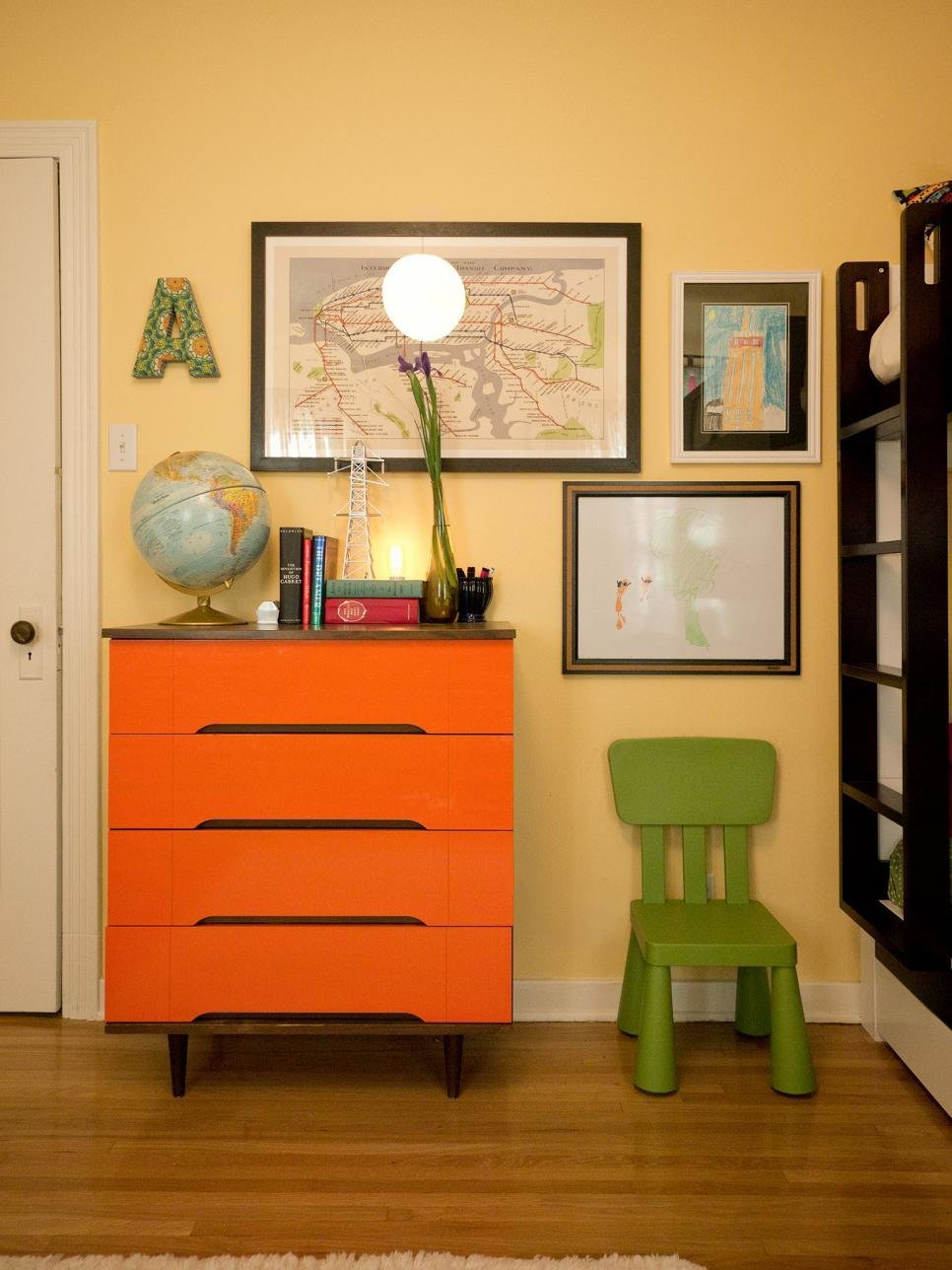 Best A Shared Bedroom For A Brother And Sister Hgtv With Pictures